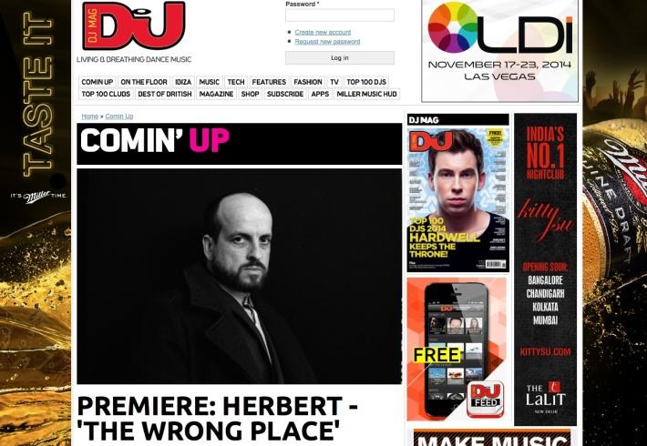Herbert DJ