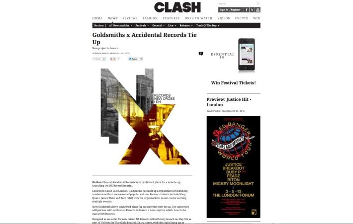 nx records clash