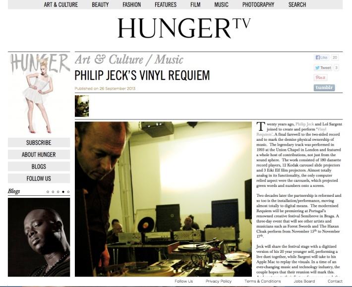 semibreve hunger