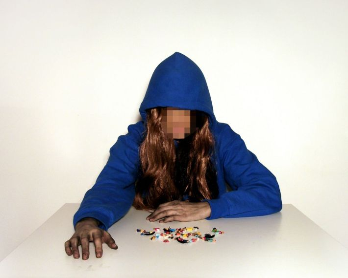 Gazelle Twin press image 11 by Esther Springett